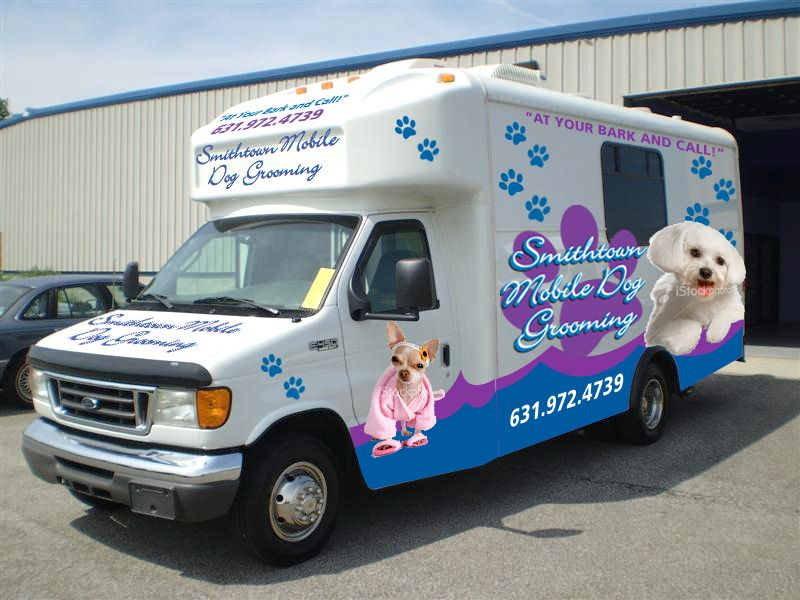 Smithtown Mobile Grooming Mobile Pet Grooming Dog Grooming