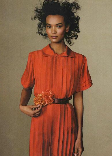 Waris Dirie is one of the most inspirational people on the planet. Read her  book