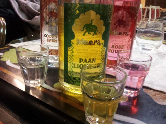 Indian liqueur, Florence