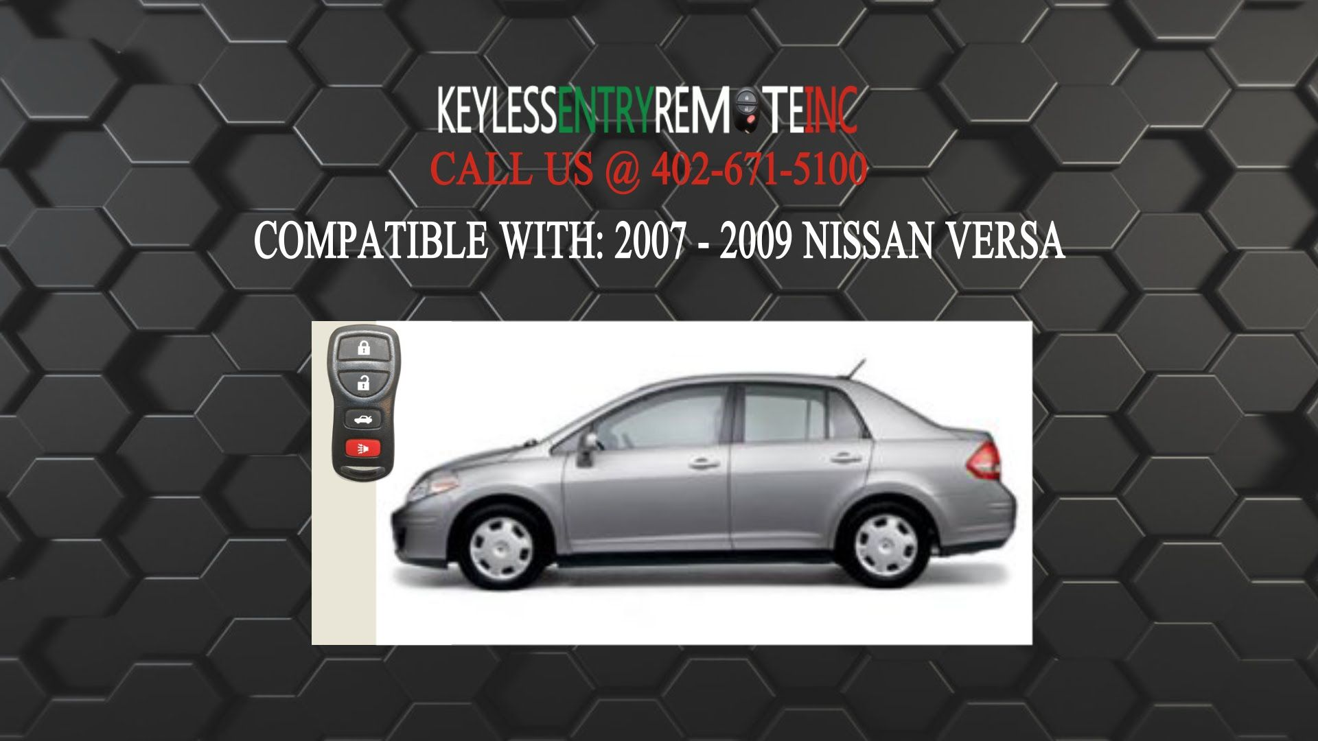 How To Replace Nissan Versa Key Fob Battery 2007 2012