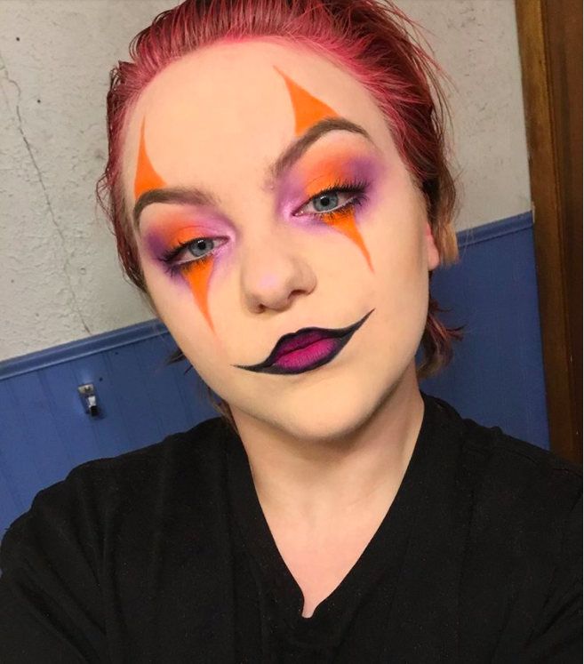 22 Spookily Easy Halloween Makeup Ideas For Beginners