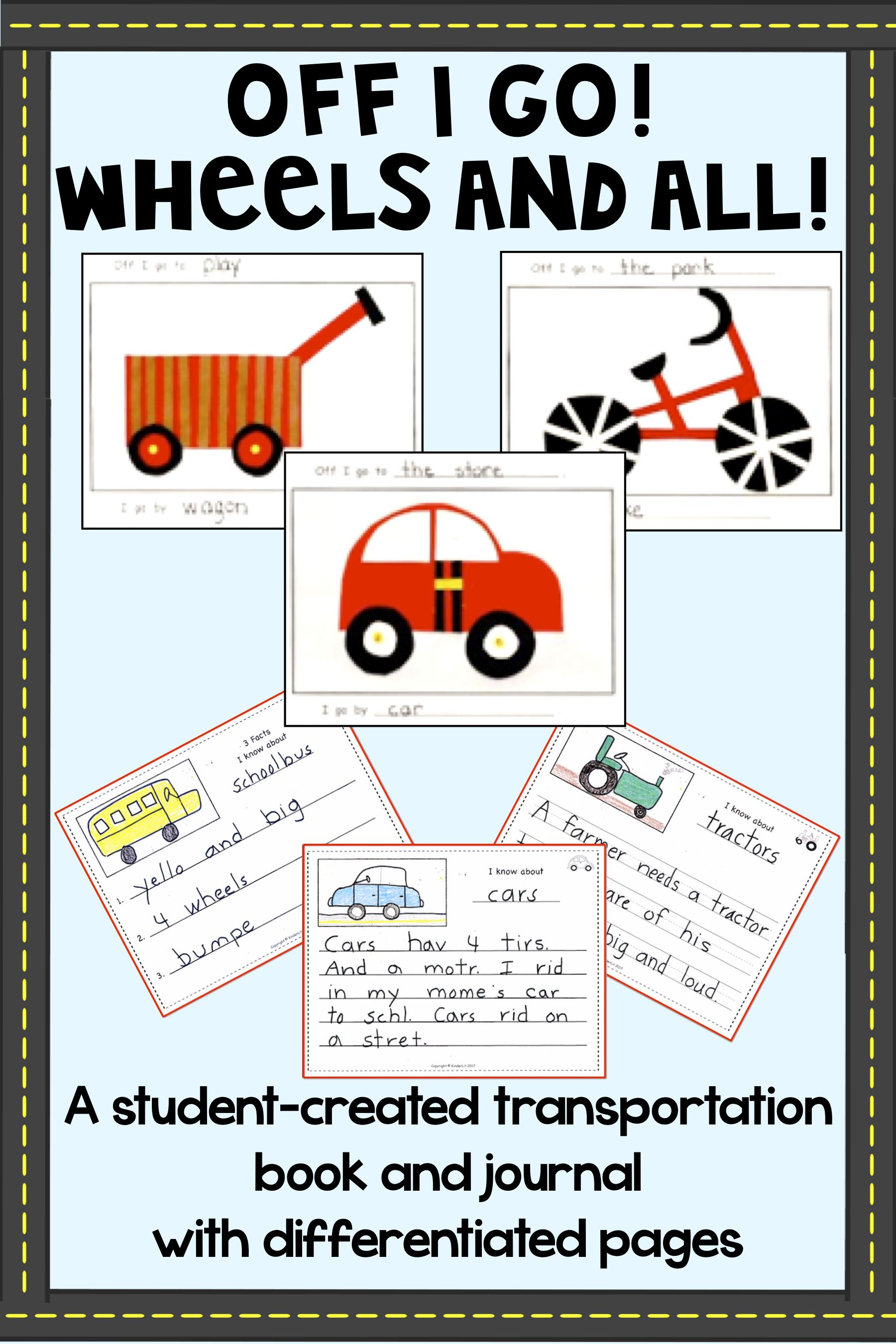 Your Kindergarten Students Will Love Making This