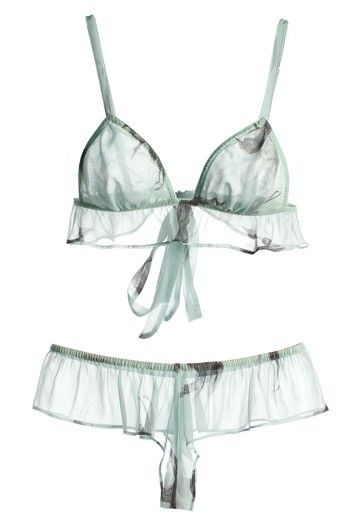 sleepover pantie Bikini underwear undies bra