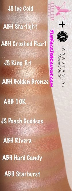 Skin Frost Highlighting Powder by Jeffree Star #14