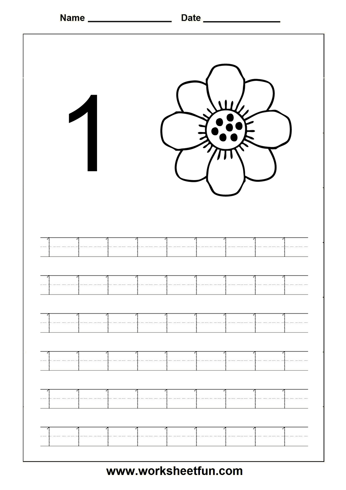 Printables Preschool Number Tracing Worksheets 1-20 1000 images about numbers on pinterest worksheets and kindergarten