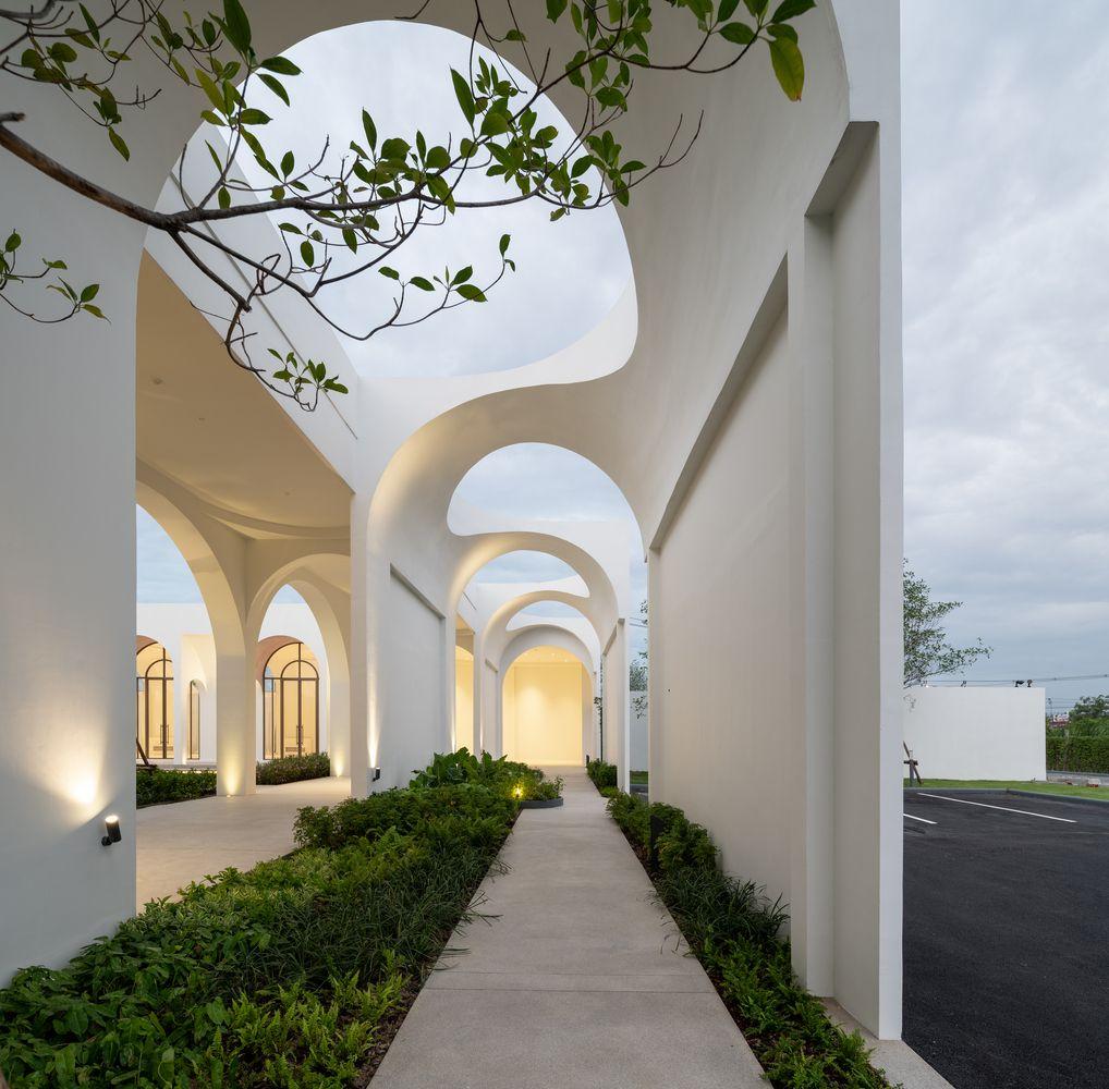 Gallery Of Aube Wedding Venue / PHTAA Living Design