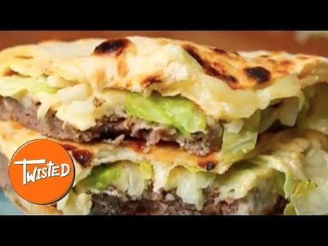 Giant Quesadilla Big Mac   Recipe (With images)   Recipes ...