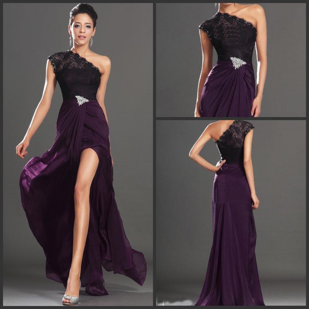 Beautiful Purple Formal Dresses