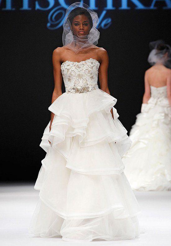 Badgley Mischka Bride