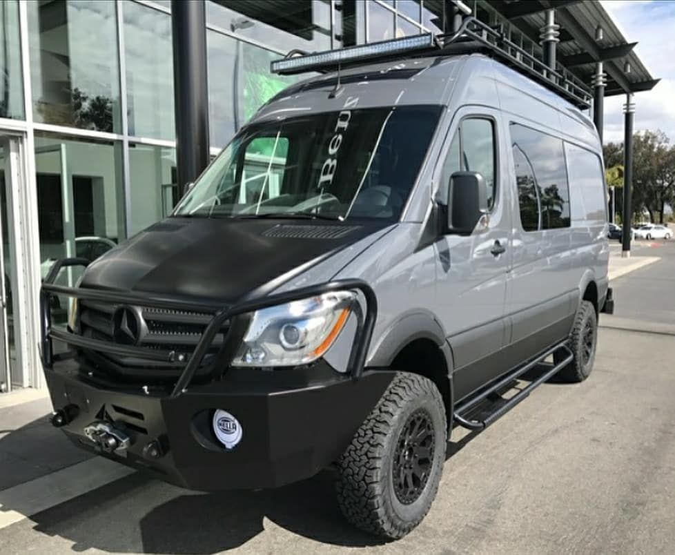 Buy your rig at Mercedes Benz of San Diego Drive to