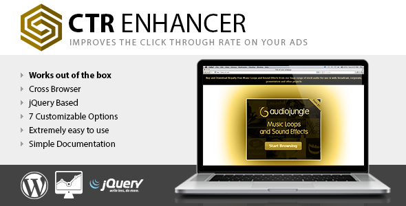 See More CTR Enhancer WP - Tool for advertising publisherswe are given they also recommend where is the best to buy