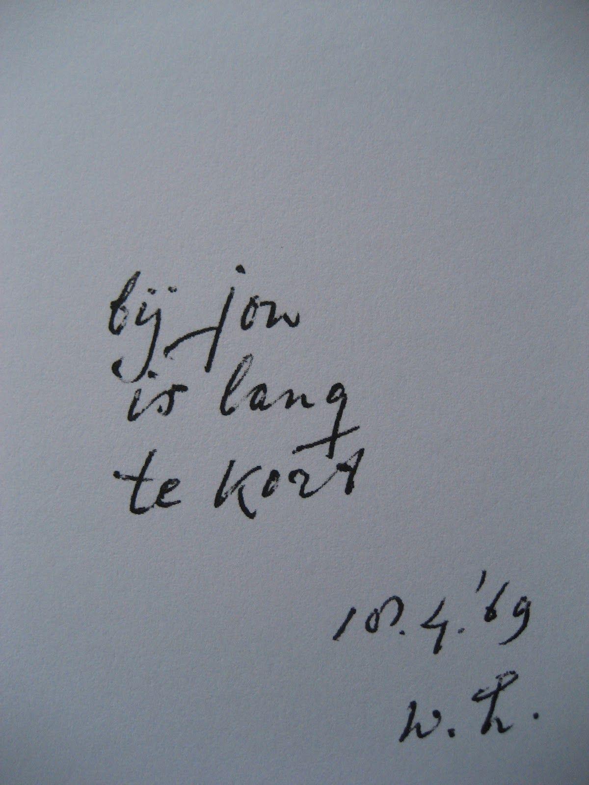 Wonderlijk Door Willem Hussem wauw!!   Woorden SX-06