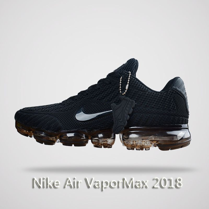 Nike air Vapormax 2018 All black  b026c59d3