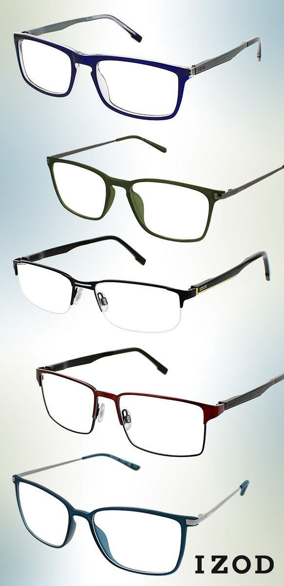 Get the Best of Both Worlds with the New IZOD Specs – Eyecessorize ...