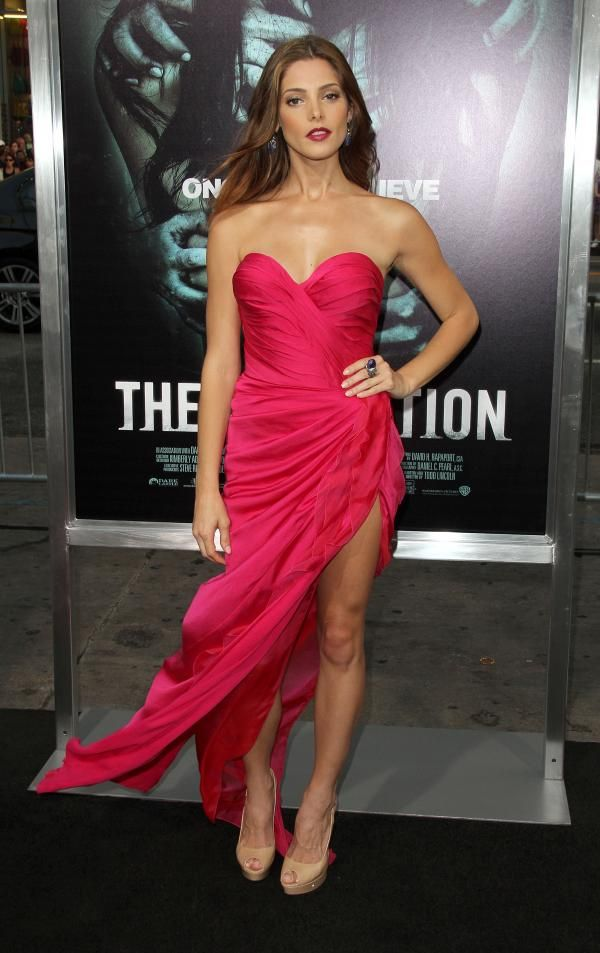 Ashley Greene The Apparition Premiere