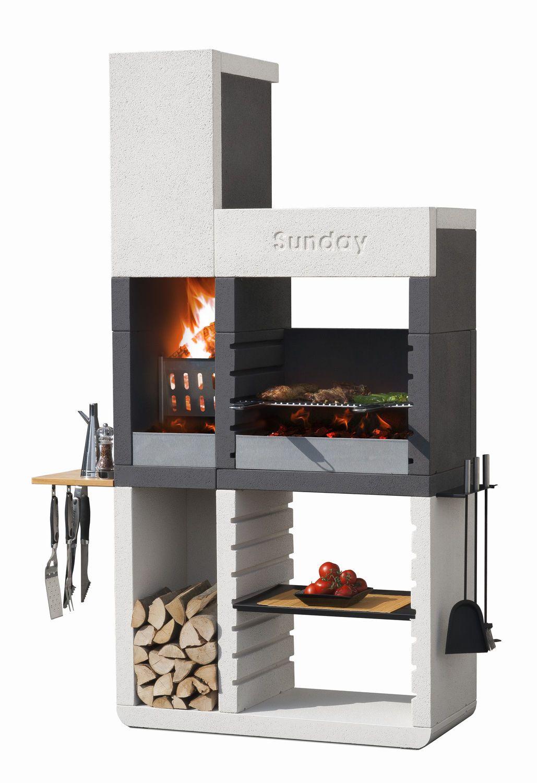 Idee Bbq Design Barbecue Barbecue Jardin Et Maison Natilia