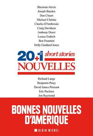 20 1 Short Stories Cover Image Albin Michel Joseph Vingt Ans
