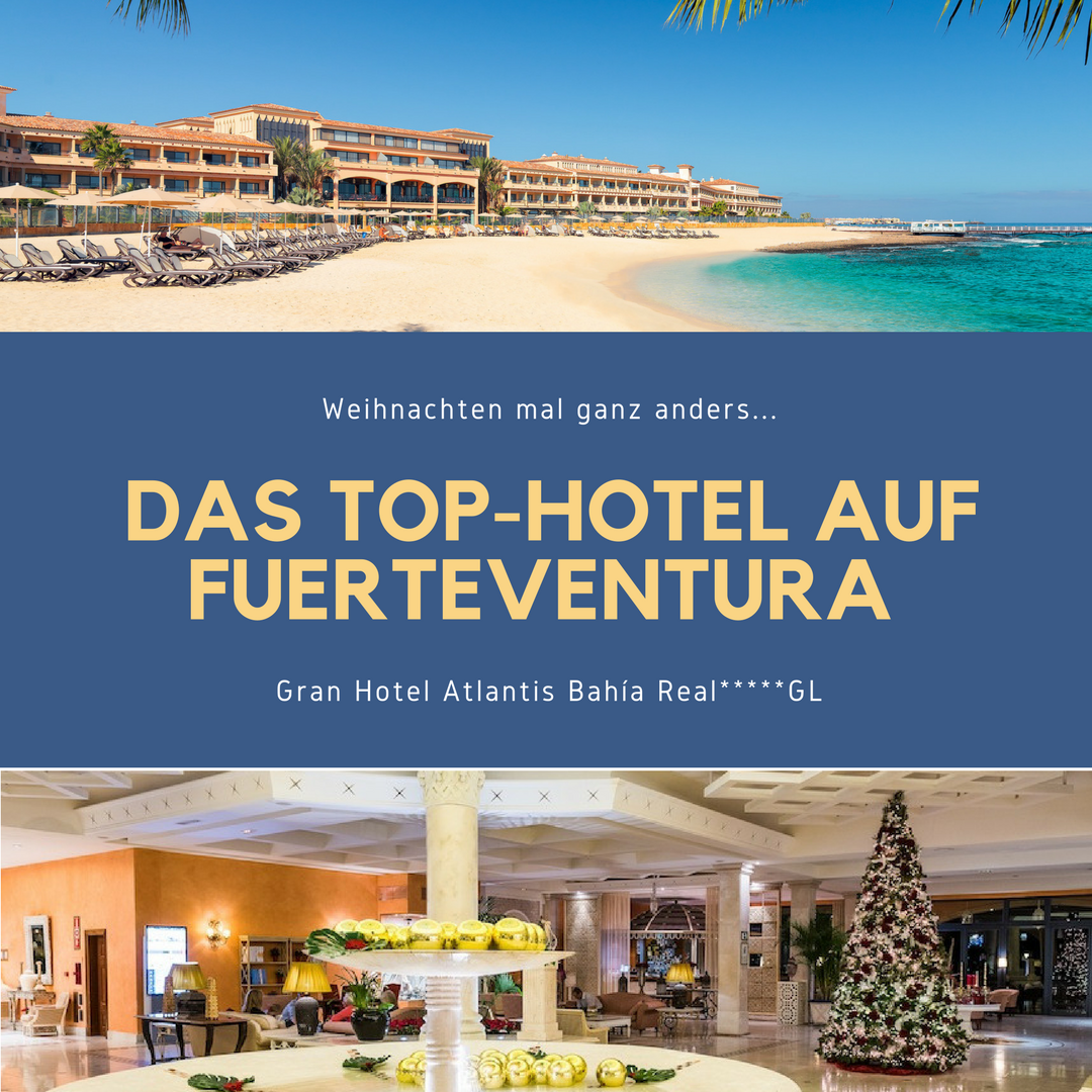 Das absolute Top-Hotel auf Fuerteventura - purer Luxus in bester ...