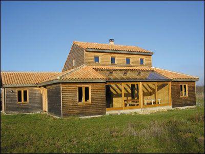 La maison bioclimatique  construire avec le climat Verandas and