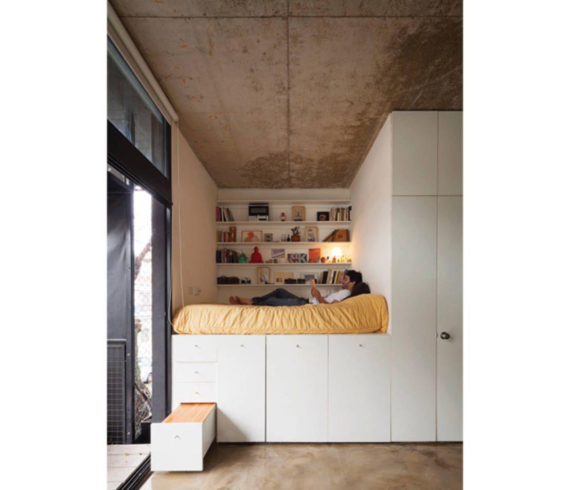 Moderne Slaapkamers Van IR Arquitectura