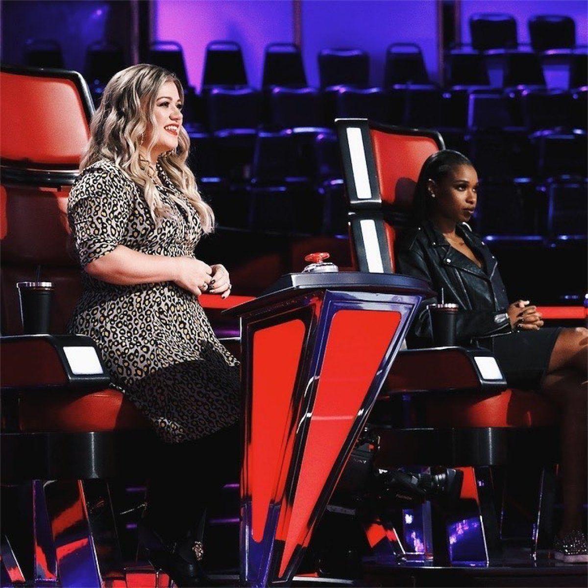 The Voice Announces Season 15 Coaches Jennifer Hudson And Kelly Clarkson Returning Jennifer Hudson Kelly Clarkson The Voice