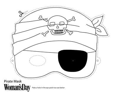 Coloring pages halloween masks ~ Printable Halloween Coloring Pages | COLORING HALLOWEEN ...