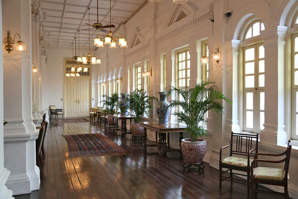 Raffles Hotel Singapore Interior Google Search With Images