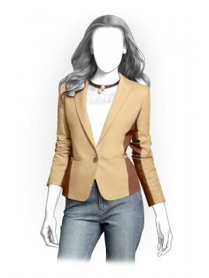 Patterns in sizes | jackets I\'dliketo make ;) | Pinterest | Nähen ...