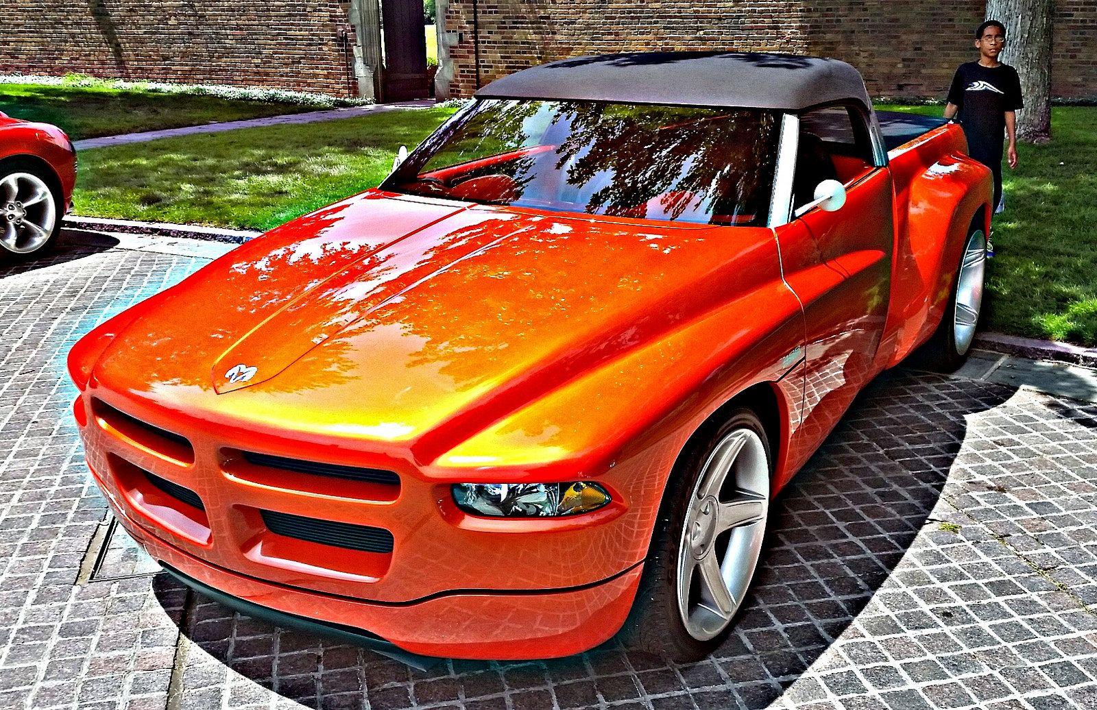 1997 Dodge Dakota Sidewinder Concept. | Flickr - Photo Sharing!