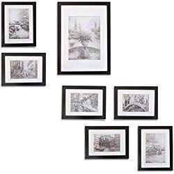 Appendere i quadri alle pareti appendere foto Cornici