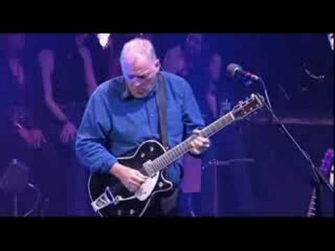 David Gilmour Shine On You Crazy Diamond Acoustic Version Youtube David Gilmour Comfortably Numb Festival Hall