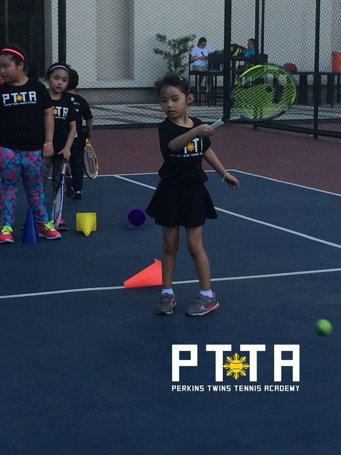 When tennis lessons are fun, things get a lot easier.  Have fun with Philippine Tennis at the Perkins Twins Tennis Academy at the Edsa Shangri-la, Manila.  info@theptta.com