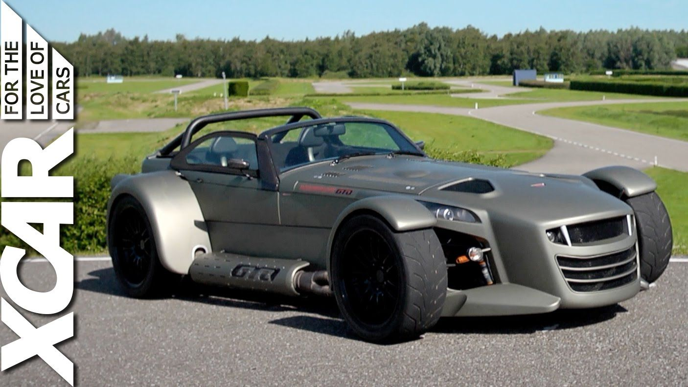 Donkervoort D8 GTO: The Lotus Seven You Always | Lotus, Cars and Volvo