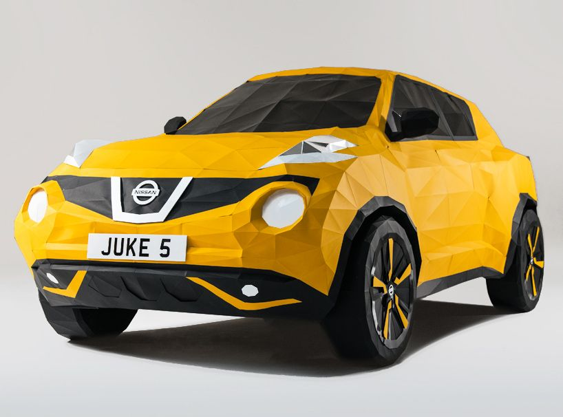 Delicieux Owen Gildersleeve   Nissan Juke: Folded In Britain
