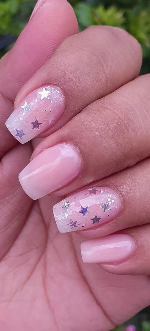43+ Awesome Coffin Nails Designs ideas You'll love this Part 39 - Trend Spring Nails Coffin 2019