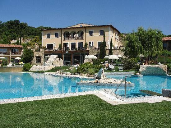 Hotel Adler Thermae Spa & Relax Resort, Bagno Vignoni, Italy ...