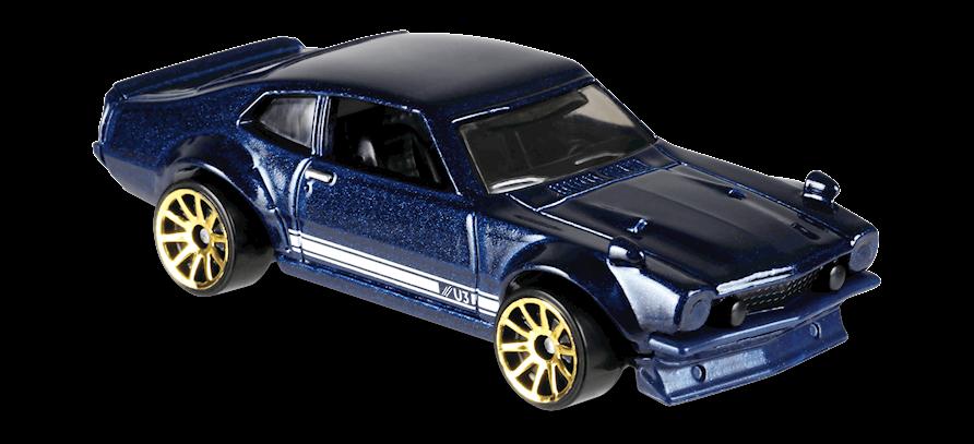 Custom Ford Maverick In Blue Factory Fresh Car Collector Hot