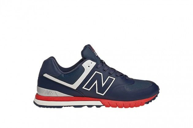 The New Balance 574 is a classic that s getting an upgrade in This New  Balance sneaker features a leather upper for a premium look, a solid rubber  ou 59160209e3a1