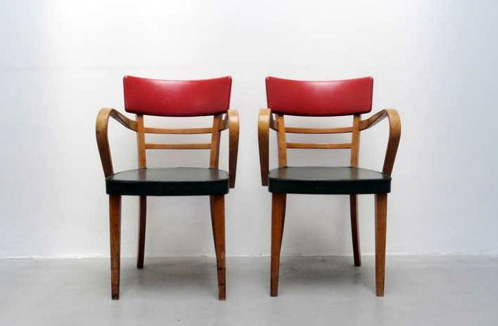 Jaren 50 Stoel : Hele mooie jaren stoelen van verhouden oirschot chairs