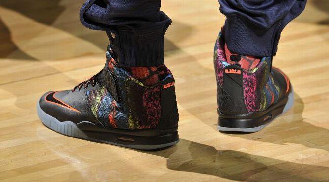 Nike Air LeBron Akronite