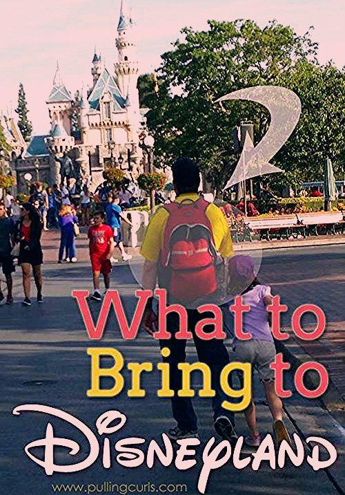 Photo of What to Bring to Disneyland: Theme Park Walking Pharmacy