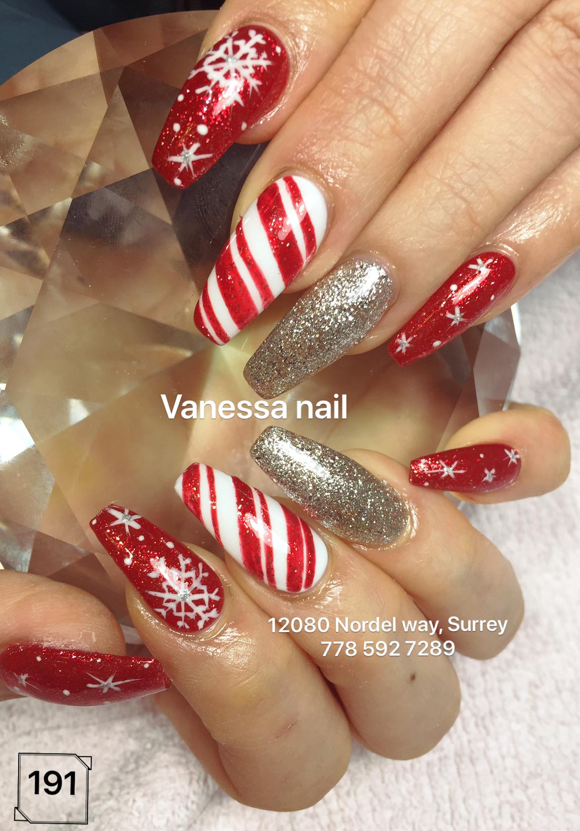 Vanessa Nail Spa Nail Salon Open In Surrey Near Me Surrey Bc Vanessa Nails Nail Spa Nail Services