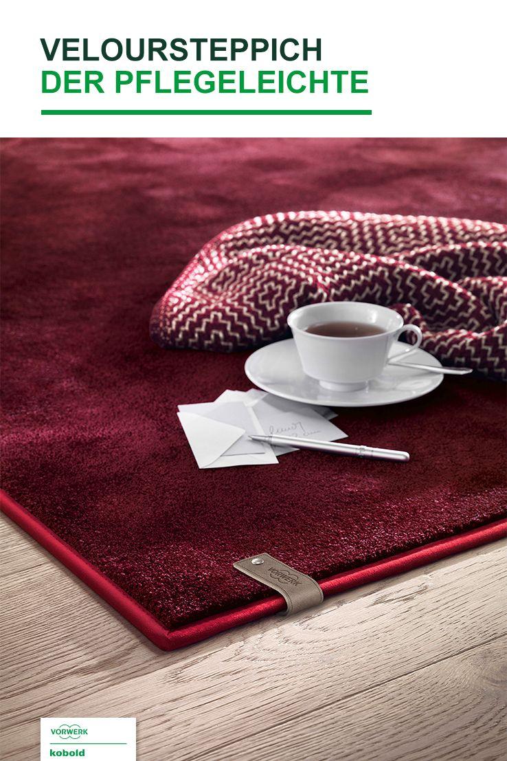Leicht Zu Reinigen Veloursteppich Der Pflegeleichteste Unter Den Auslegwaren Teppich Ideenreich Reinigen