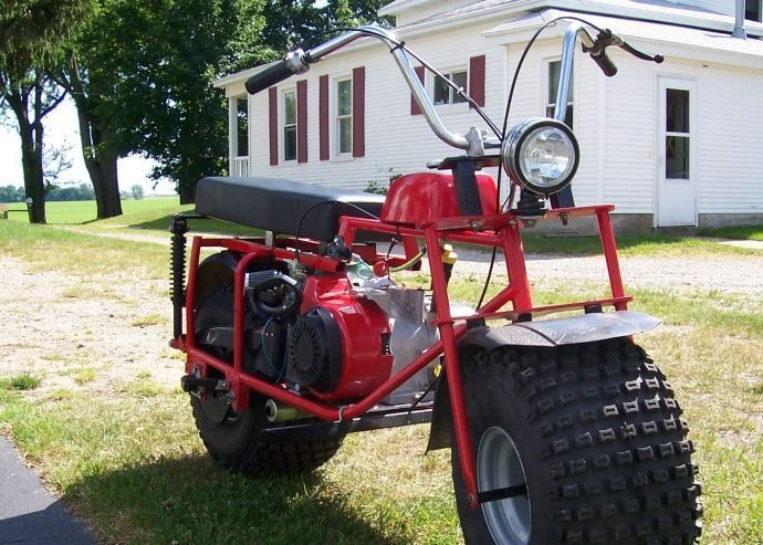 Image Result For Fat Tire Off Road Motorcycle Bikes N Stuff Mini