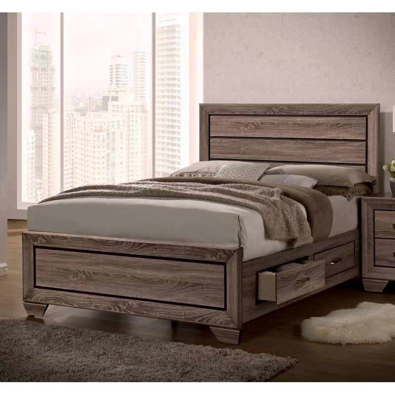 Kraker Storage Platform Bed in 2020 Adjustable beds
