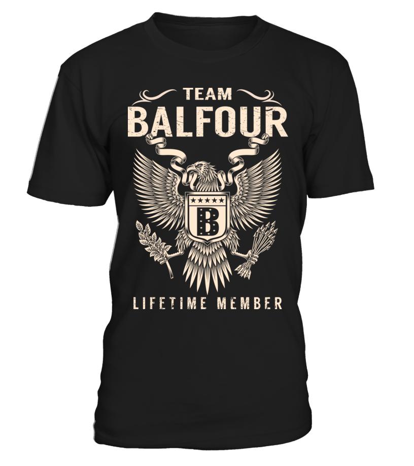 Team BALFOUR - Lifetime Member