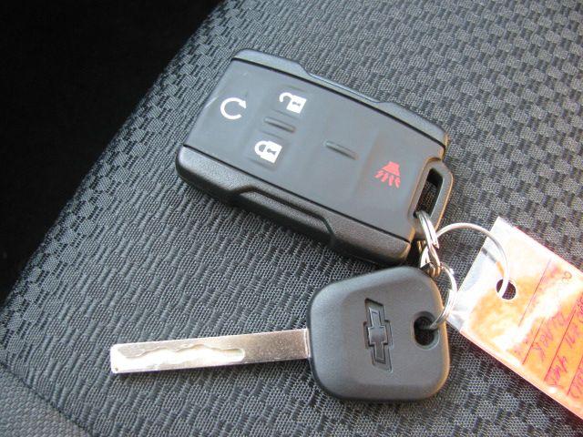 Keyless Entry With Remote Start Chevy Silverado 2017