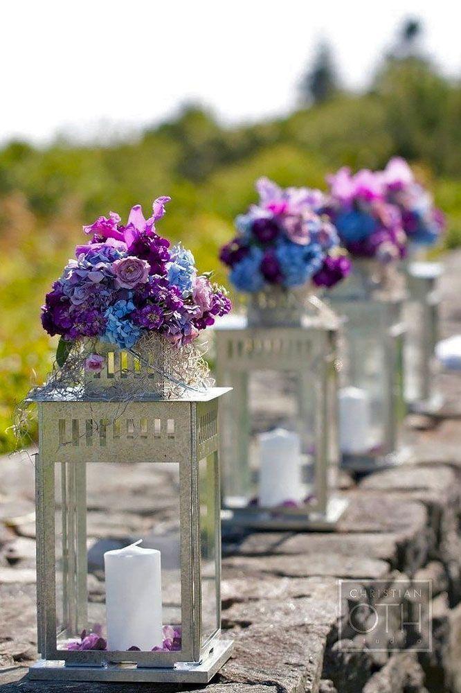 30 Amazing Lantern Wedding Centerpiece Ideas