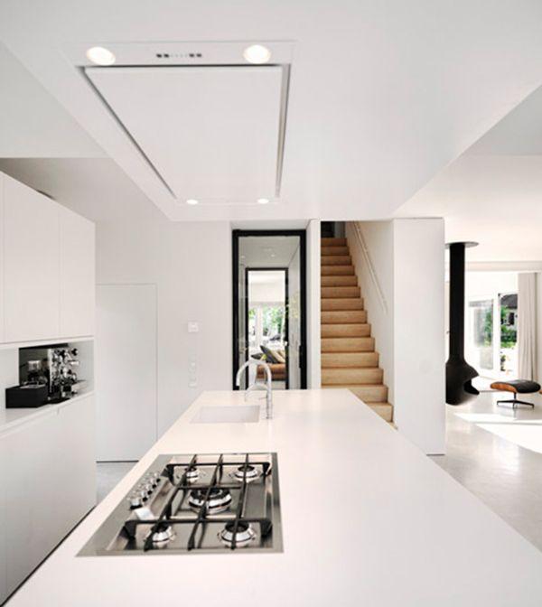 Kitchen-Area. Mira la campana!!!