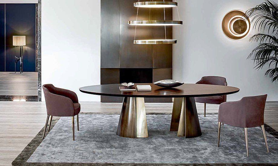 Rugiano Absolute Table By Rugiano Contemporary Designers Furniture In 2020 Contemporary Furniture Design Timeless Furniture Luxury Furniture Brands
